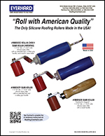 Roll With American Quality -- Everhard's Silicone Seam Rollers